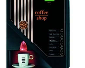 Coffee Vending Machine Specification: